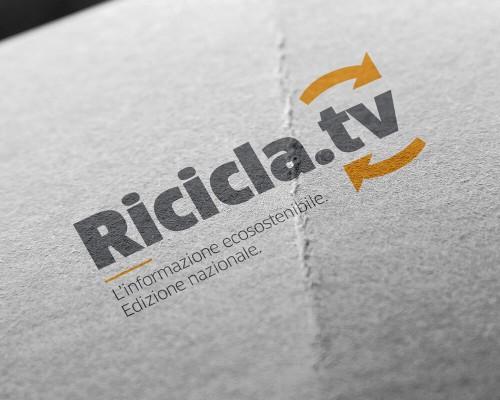Logo Ricicla.tv