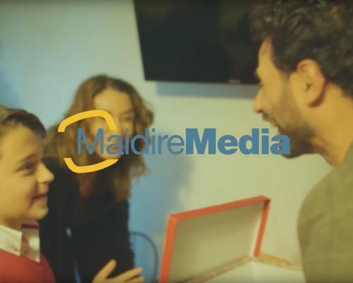 Spot video auguri di Natale Mdm